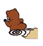 動物キャラナビランドスタンプ Ver.たぬき(個別スタンプ:6)
