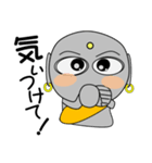 京ことば地蔵3(個別スタンプ:03)