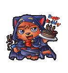 お祭りちゃんの奇想世界4(個別スタンプ:04)