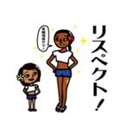 ハワイアンな宮崎人❤(個別スタンプ:14)