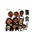 ハワイアンな宮崎人❤(個別スタンプ:15)