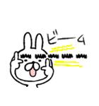 マユゲあ~げ~るっ♪(個別スタンプ:17)