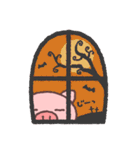 ぶたたの秋(個別スタンプ:30)