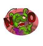 たぬきハロウィン(個別スタンプ:02)