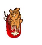 たぬきハロウィン(個別スタンプ:07)