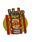たぬきハロウィン(個別スタンプ:09)