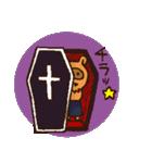 たぬきハロウィン(個別スタンプ:22)