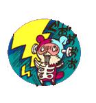 たぬきハロウィン(個別スタンプ:36)