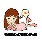 大人の方でも使える!ribon_chan 2(個別スタンプ:33)