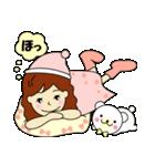 大人の方でも使える!ribon_chan 2(個別スタンプ:35)