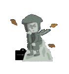 ネクタイ忍者(個別スタンプ:19)
