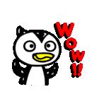 凸凹ペンギン 4(個別スタンプ:15)