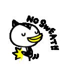 凸凹ペンギン 4(個別スタンプ:16)