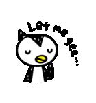 凸凹ペンギン 4(個別スタンプ:17)
