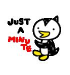 凸凹ペンギン 4(個別スタンプ:19)