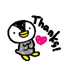 凸凹ペンギン 4(個別スタンプ:22)