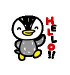 凸凹ペンギン 4(個別スタンプ:25)
