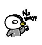 凸凹ペンギン 4(個別スタンプ:27)