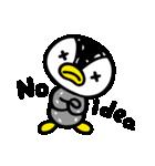 凸凹ペンギン 4(個別スタンプ:30)