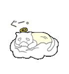 ぽちゃ猫ゴッド(個別スタンプ:13)