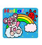 めっちゃ便利!パンダのモモちゃん Vol.1(個別スタンプ:01)