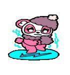 めっちゃ便利!パンダのモモちゃん Vol.1(個別スタンプ:22)
