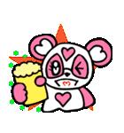 めっちゃ便利!パンダのモモちゃん Vol.1(個別スタンプ:28)
