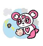 めっちゃ便利!パンダのモモちゃん Vol.1(個別スタンプ:34)
