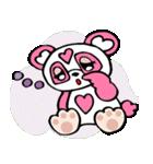 めっちゃ便利!パンダのモモちゃん Vol.1(個別スタンプ:38)