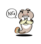 ちびヨシノボリさん(個別スタンプ:03)
