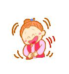 おばあちゃんのかわいい日常(個別スタンプ:15)