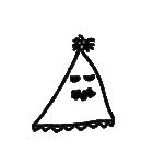 ハッピーハロウィン(透明スタンプ)(個別スタンプ:06)