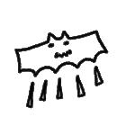 ハッピーハロウィン(透明スタンプ)(個別スタンプ:08)