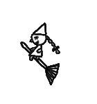 ハッピーハロウィン(透明スタンプ)(個別スタンプ:31)