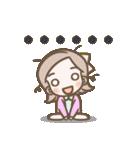 Yes!! My Boss!! (F)(個別スタンプ:33)