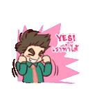Yes!! My Boss!! (M)(個別スタンプ:40)