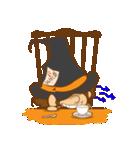 ハロウィンの日のアリス(個別スタンプ:08)