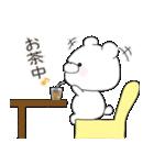 ぽよくま4(個別スタンプ:22)