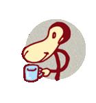 サル サル(個別スタンプ:36)