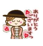 大人女子の丁寧な即答♥2【きれいめ服】(個別スタンプ:03)