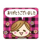 大人女子の丁寧な即答♥2【きれいめ服】(個別スタンプ:09)