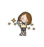 かわいいOLさんのスタンプ(個別スタンプ:05)