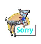 君の代りに謝るよ(光モン3)(個別スタンプ:13)