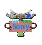 君の代りに謝るよ(光モン3)(個別スタンプ:16)