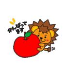 こらいおん2★秋冬イベント(個別スタンプ:03)
