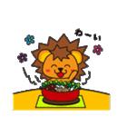 こらいおん2★秋冬イベント(個別スタンプ:07)