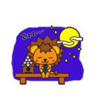 こらいおん2★秋冬イベント(個別スタンプ:08)