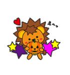 こらいおん2★秋冬イベント(個別スタンプ:15)