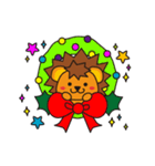 こらいおん2★秋冬イベント(個別スタンプ:20)