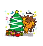 こらいおん2★秋冬イベント(個別スタンプ:21)